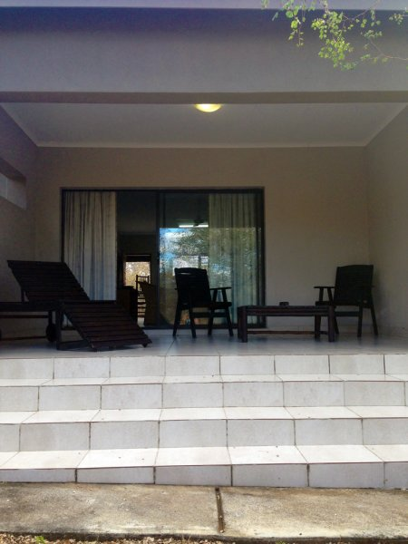 Self Catering Patio