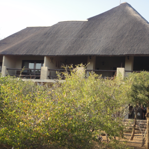 Full View of the Lodge